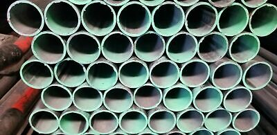 34 O.d X 12-long X .120 Wall Dom Seamless Steel Round Tube--.750 Od X .120