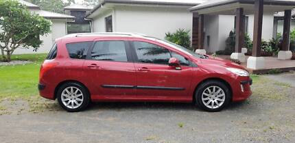 2010 peugeot xs wagon 7 seater Doonan Noosa Area Preview