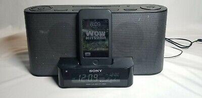 Sony Dream Machine ICF-C1iPMK2 Clock radio iPod dock