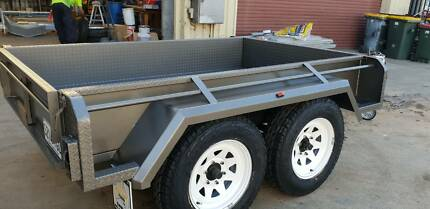 8X5 HEAVY DUTY TANDEM TRAILER Adelaide CBD Adelaide City Preview