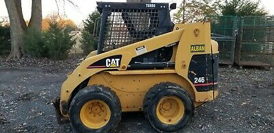 2000 Caterpillar 246 Skid Steer