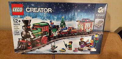 LEGO Winter Village Holiday Train Creator 10254 new in sealed box