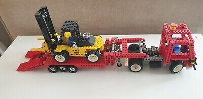 Lego Technic 8872 Forklift Transporter