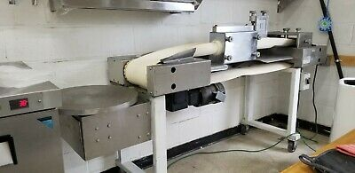 Cinelli Dough Former Divider Bagel Machine
