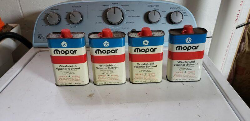 Vintage Mopar Cans