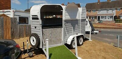 Rice horse trailer conversion