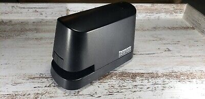 Panasonic Cordless Electronic Stapler As-303 Made In Japan Battery Aa Incl
