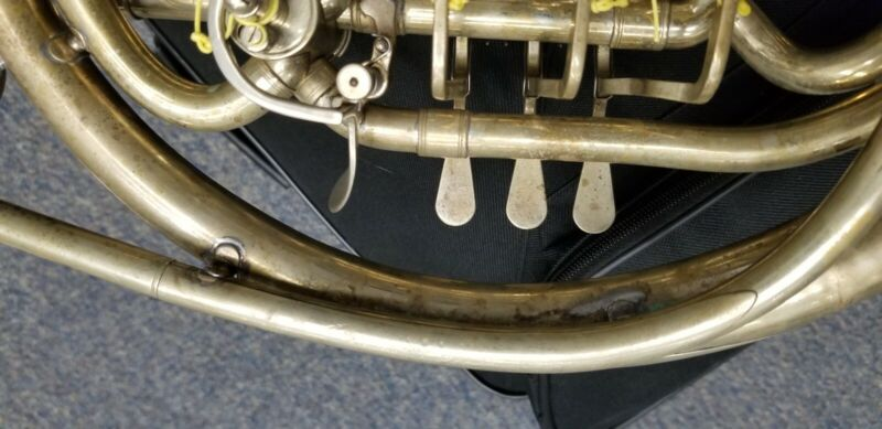 C.G. Conn 8D French Horn