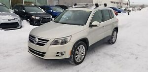 2009 Volkswagen Tiguan 2.0T AWD HIGHLINE CUIR+TOIT PANO+MAGS 18