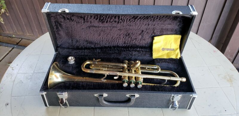 TRUMPET OLDS AMBASSADOR FULLERTON CALIFORNIA 100% READY TO PLAY 647995