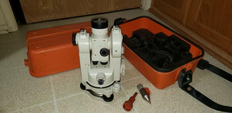 Nikon NT-1 Theodolite with case