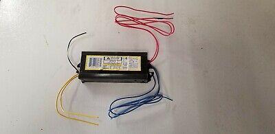 8G1024W Lot Of 8 Val-miser Rapid Start Fluorescent Light Ballast 2 Lamp Cat No