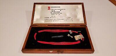 Endevco Model 22 Picomin Accelerometer