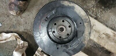 Massey Harris 44 Diesel Tractor Engine Flywheel Ring Gear Part Hd260c3040 Mh