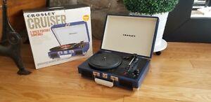 Table tournante/Tourne disque Crosley Cruiser