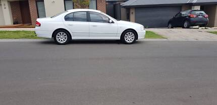2006 Ford Falcon Sedan LPG for sale Melbourne CBD Melbourne City Preview