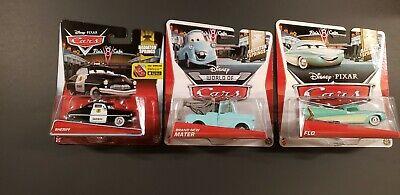 Disney Pixar Cars. Lot Of 3 (2013, 14)