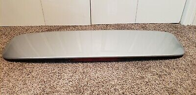 Civic EK hatch wing with led OEM silver