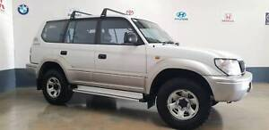 1998 Toyota LandCruiser SUV North St Marys Penrith Area Preview
