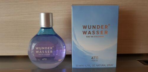 Wunderwasser für Sie 4711 Damen ☀ Eau de Cologne Spray 50 ml ☀ NEU