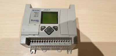 Automata programable Allen Bradley MicroLogix 1100 1763-L16BWA