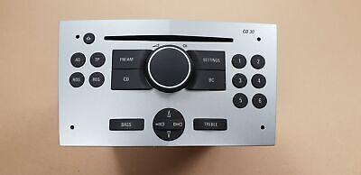 Genuine Vauxhall Astra H, Zafira B Radio & CD Player 93183904 for sale  Shipping to Ireland