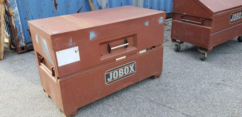 "JoBox 69 60"" Heavy-Duty Gang Box On-Site Jobsite Storage Chest"
