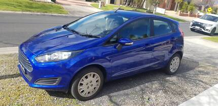 2014 Ford Fiesta Ambiente **12 MONTH WARRANTY** Derrimut Brimbank Area Preview