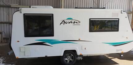 2017 Aspire 499 poptop high walled AVAN  Complete package Arundel Gold Coast City Preview