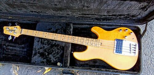Ibanez ATK Series Bass-4 String -700 Model In Perfect Condition W/ Hard CaseL@@k