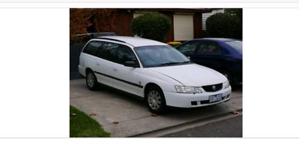 2002 commodore wagon swap for UTE