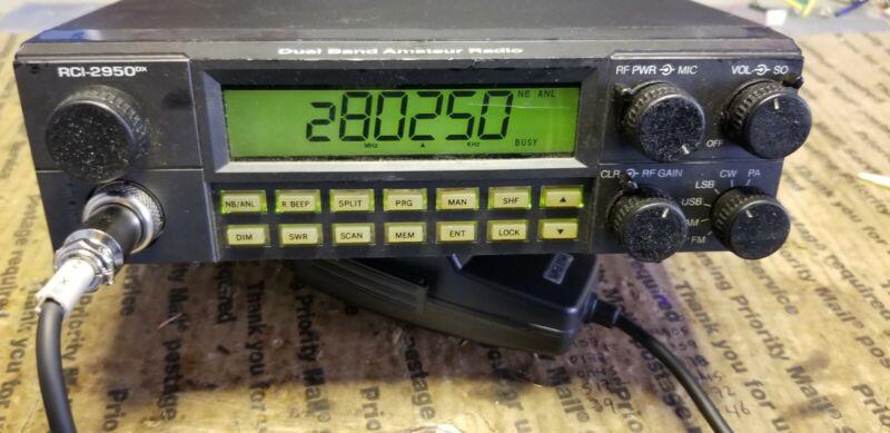 RANGER RCI 2950DX TEN METER RADIO