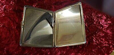 Vintage cigarette case,tortoise shell