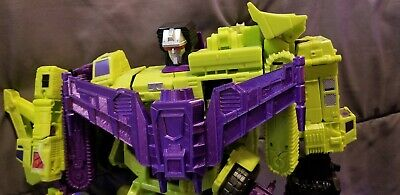 Custom chest plate for transformers combiner wars devastator.(NO figure incl!)