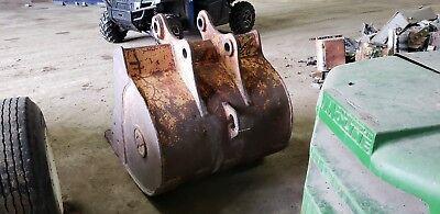 40 Cf Ensley Excavator Bucket 2.5 Pins 10 Spacing