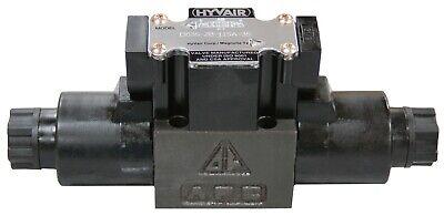 Hyvair D03 Valve D03s-2f-12d-35 Double Solenoid Directional Valve