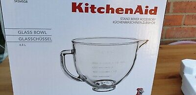 KitchenAid Glass Bowl and Silicone Lid - Brand New With BOX