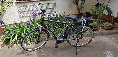 Herren E-Bike Pedelec Elektrofahrrad Tourer 28Zoll Mittelmotor RH54
