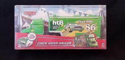 Disney Pixar Cars • Chick Hicks Hauler • 2016 Walmart Exclusive Mattel