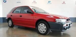 1996 Subaru Impreza Hatchback North St Marys Penrith Area Preview