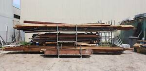 Recycled Hardwood