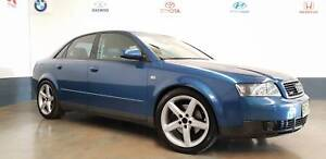 2003 Audi A4 Sedan North St Marys Penrith Area Preview