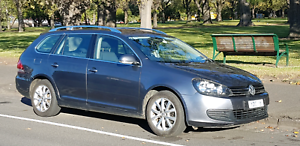 VW GOLF Wagon, only 100,000km, lady owner, mostly country miles
