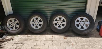 Mitsubishi Triton Rims