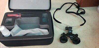 Loupes Perioptix Magnification Dental Or Surgical Loupes 2.5x