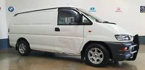 2000 Mitsubishi Express Van/Minivan North St Marys Penrith Area Preview