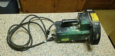 Used Felker Tile Tracker Wet Saw Motor Only Tr-850 8 Amp 6500 Rpm