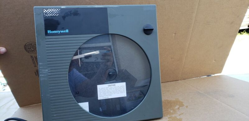 Honeywell DR4300 Circular Chart Recorder Used