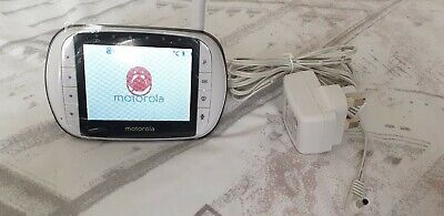 Motorola Mbp36s Video Baby Monitor Parent Unit Only