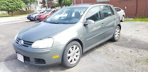 2007 Volkswagen Rabbit Automatic, low kms, Loaded with Sunroof